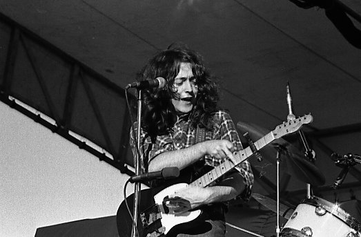 Rory Gallagher : le Blues made in Ireland