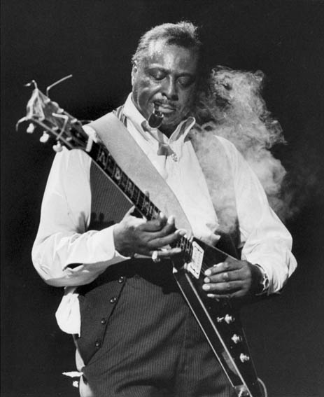 Albert King, le « Velvet Bulldozer »