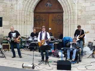 Saint Astier – Fête de la Musique 2013
