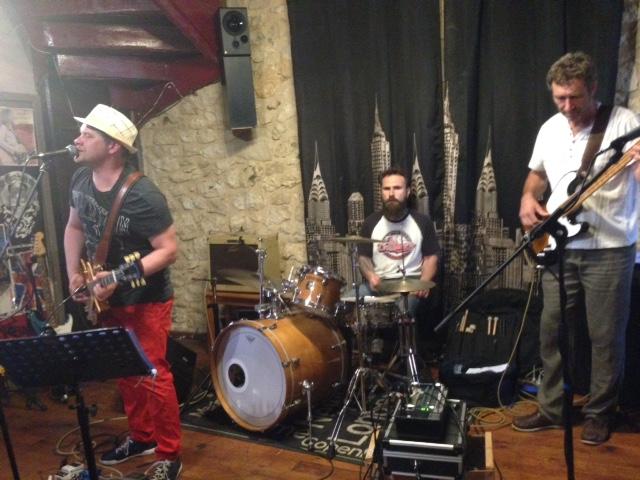 Les Toqués à Périgueux – Juin 2015